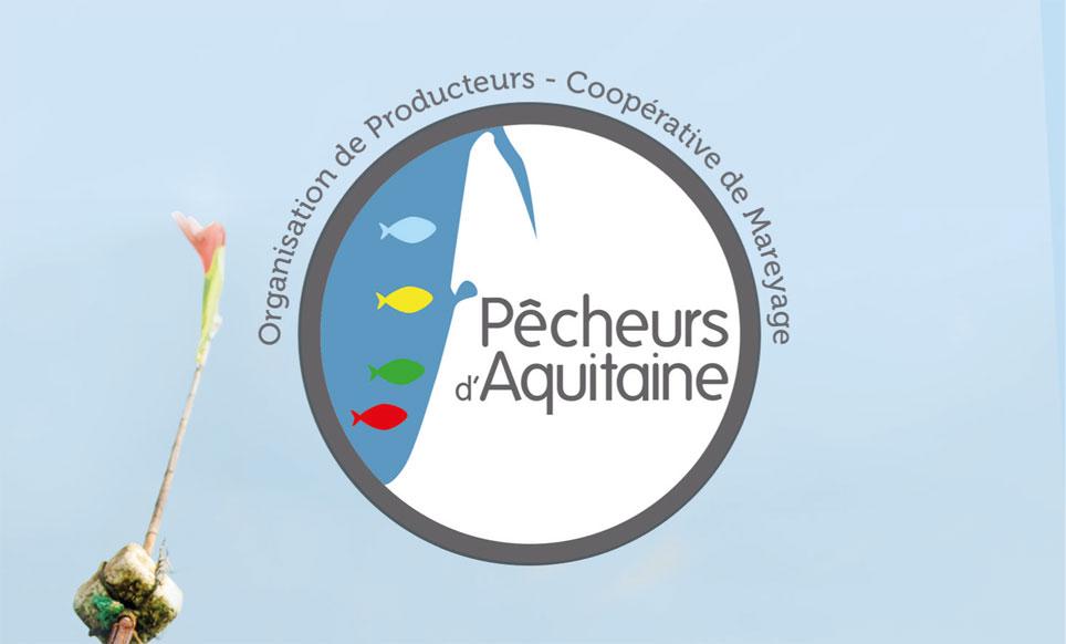 Logo Pécheurs d'Aquitaine